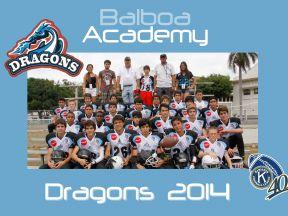Balboa Academy Dragons