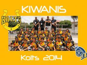 Kiwanis Kolts