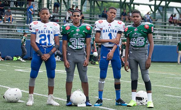 More than 20 FAFF members play on teams through Meet You Halfway