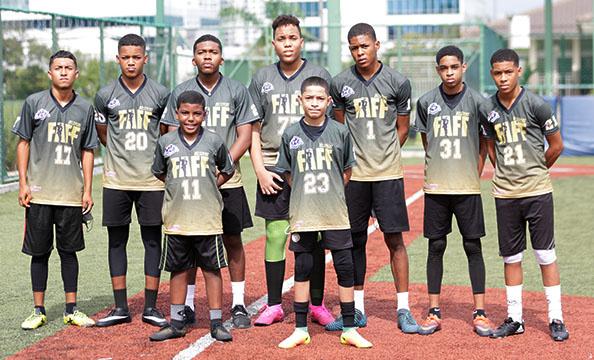 Believers Flag Football team 2021