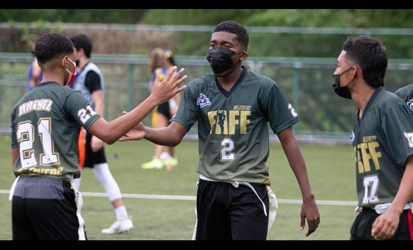 Believers flag football team so far undefeated in LFFJ
